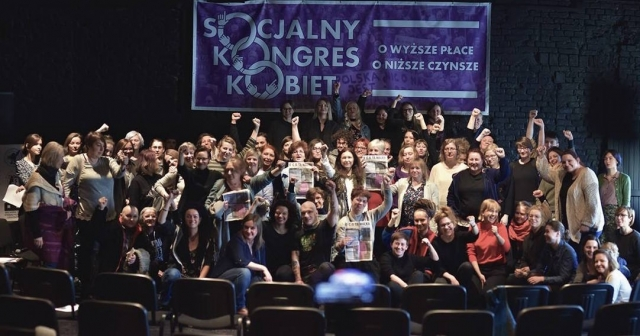 Women's Social Congress – Demands